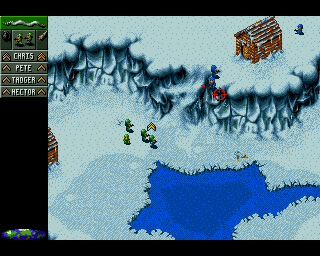 Cannon Fodder On The Amiga - Gameplay and Humour