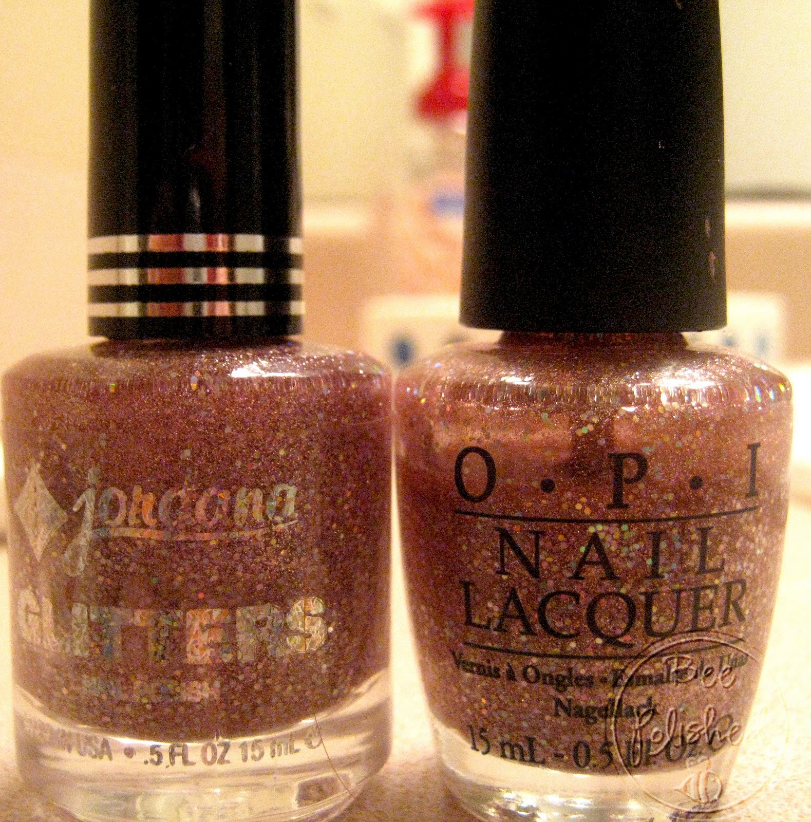 Put your Dupes Up: Fairy Dust vs. Teenage Dream - Bee Polished