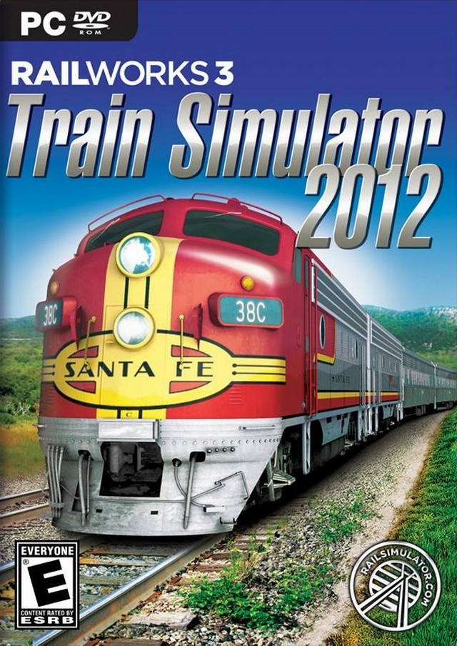 Railworks 3: Train Simulator 2012 Free PC Games Download