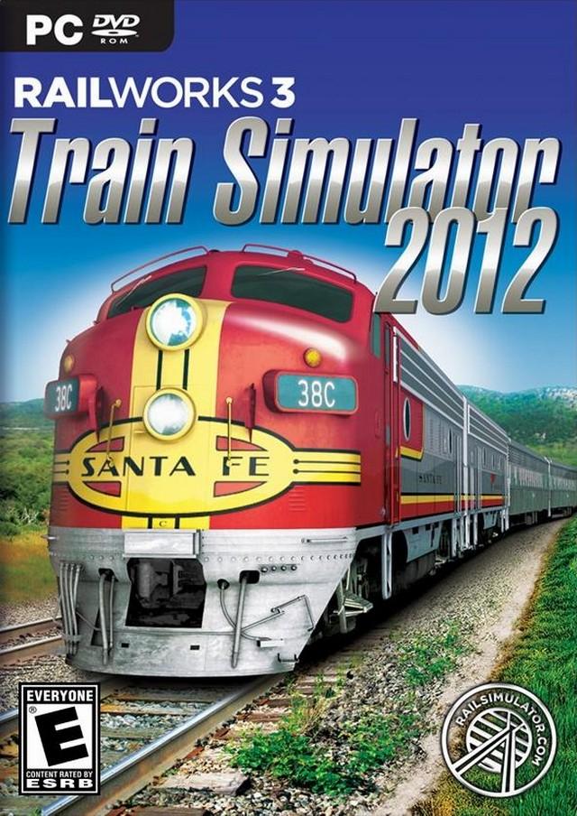 Railworks 3: Train Simulator 2012 Free PC Games Download