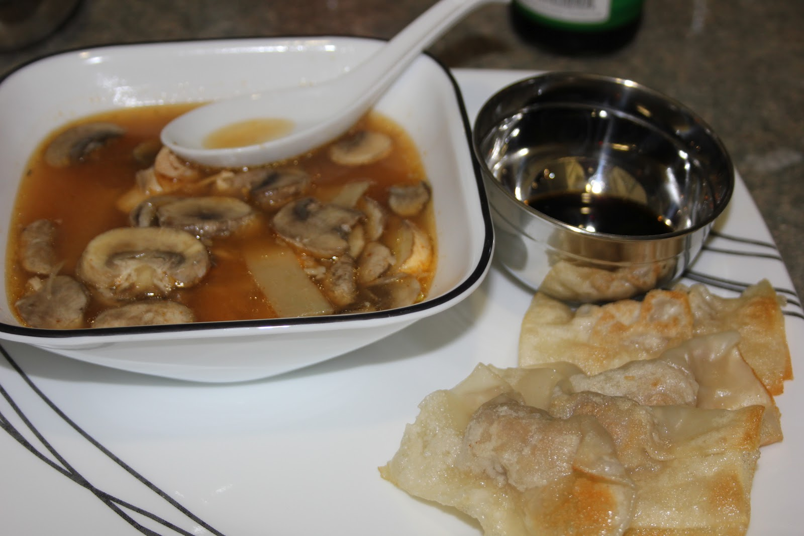 how to make hot and sour chicken soup at home