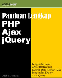 Download Ebook Modul Belajar PHP AJAX Dasar Pdf