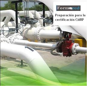 Preparación para Certificación como Profesional en Mantenimiento y Confiabilidad (CMRP)