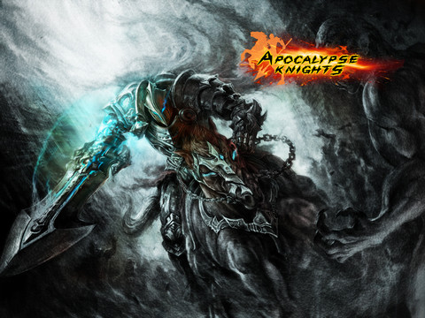 best Apocalypse Knights APK + SD DATA [Unlimited money]