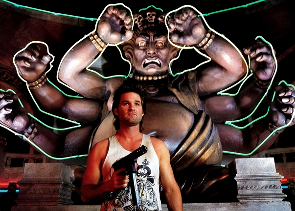 Kurt Russell, Big trouble in litte China