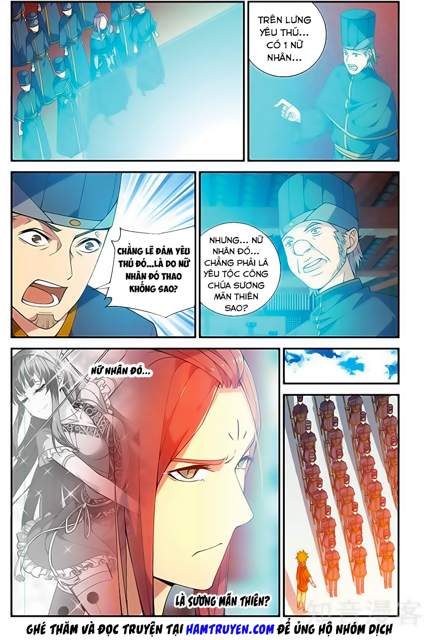 Dược Lão Truyền Kỳ 2 Chap 58 Upload bởi Truyentranhmoi.net