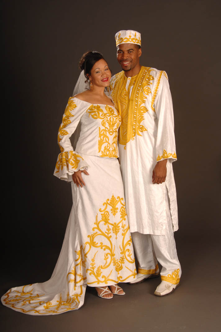 ABDALLAH AMOUR MASOUD: AFRICAN TRADITIONAL WEDDING