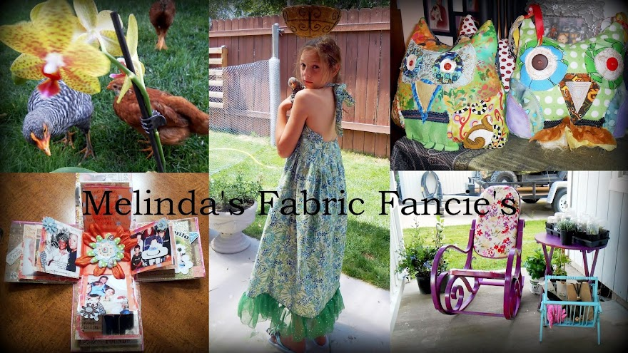Melindas fabric fancies