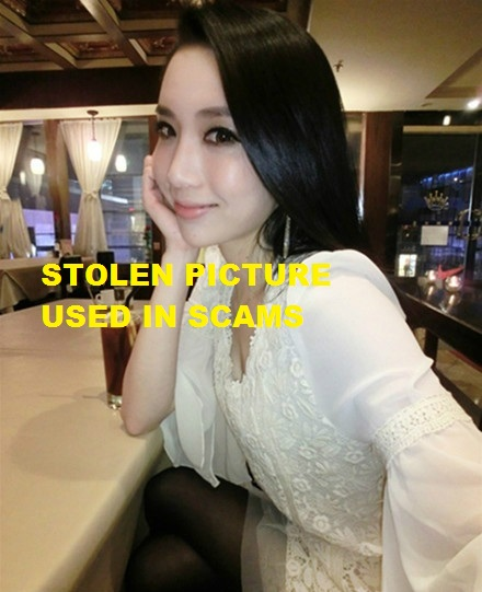 Chinese Dating Site Scams