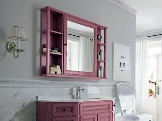 decorar baño espejo