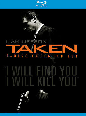 Taken (Búsqueda Implacable)(2008) 720p BRRip 912MB mkv Dual Audio AC3 5.1 ch (Resubida)
