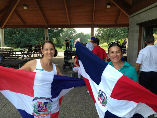 Second Annual Dominican Picnic in Eagan's Central Park