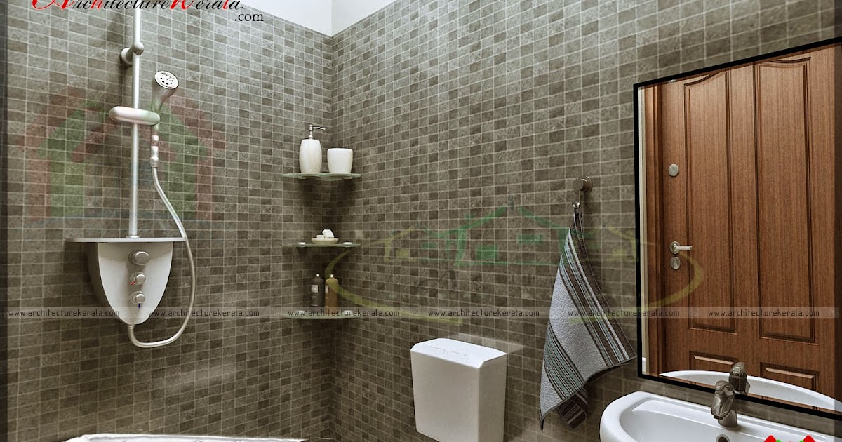 Bathroom Interior Design Architecture Kerala