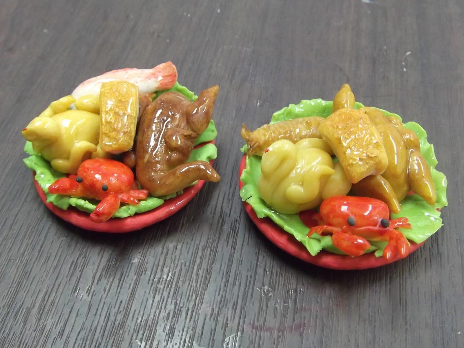 My handmade Miniature 五福大吉利