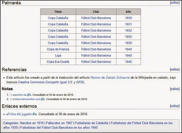Ramón de Zabalo Zubiaurre (1910-1967), perfil en la wikipedia
