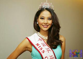 Beauty Miss Luo Zilin