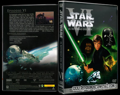 La guerra de las galaxias. Episodio VI