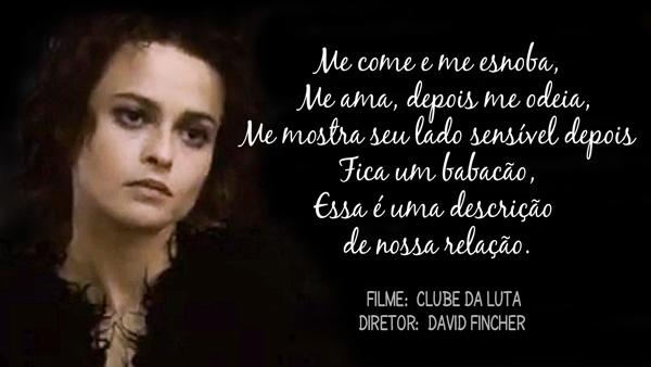 Frases De Filmes Clube Da Luta Seu Filme Antigo