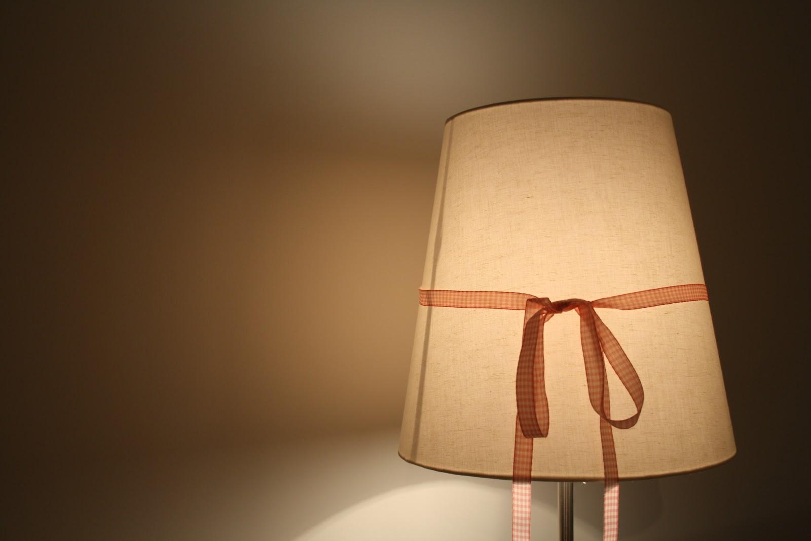 pimp my lampenschirm deko hoch drei. Black Bedroom Furniture Sets. Home Design Ideas