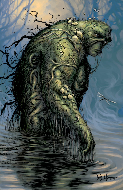 Swamp Thing: The #11 DC Spirit of Halloween | The Superheroes List