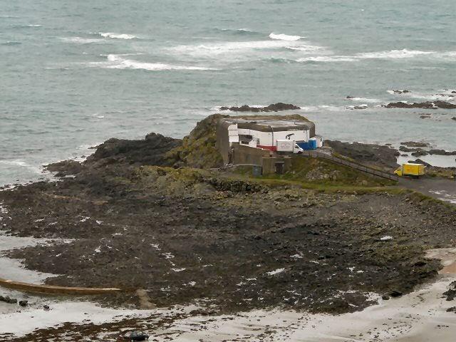 Channel Islands Seafood Restaurants