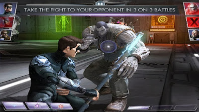 Injustice: Gods Among Us v2.4.0 Apk + Data (Offline)