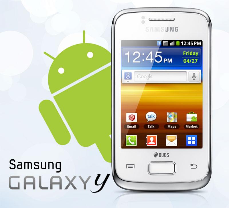 Tutorial – Como fazer Root no Samsung Galaxy Y S5360b / + Unroot