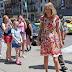 Fotos: Llegando al gimnasio en Nueva York, NY (20 junio)