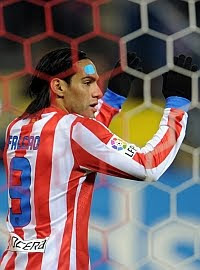 "Falcao: ""Mi objetivo es marcar un gol olímpico"""