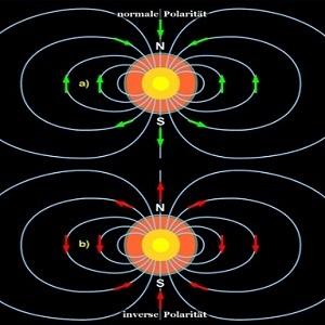 Polos magnéticos se invirtieron hace 41000 años Polos-magneticos