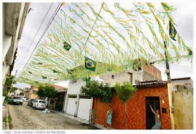 Fotos de Decoração para Copa 2014