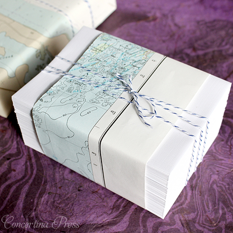 Cape Cod wedding blog photo from Concertina Press - Stationery and Invitations about 4th of July Pre Wedding Picnic Invitations in Purple