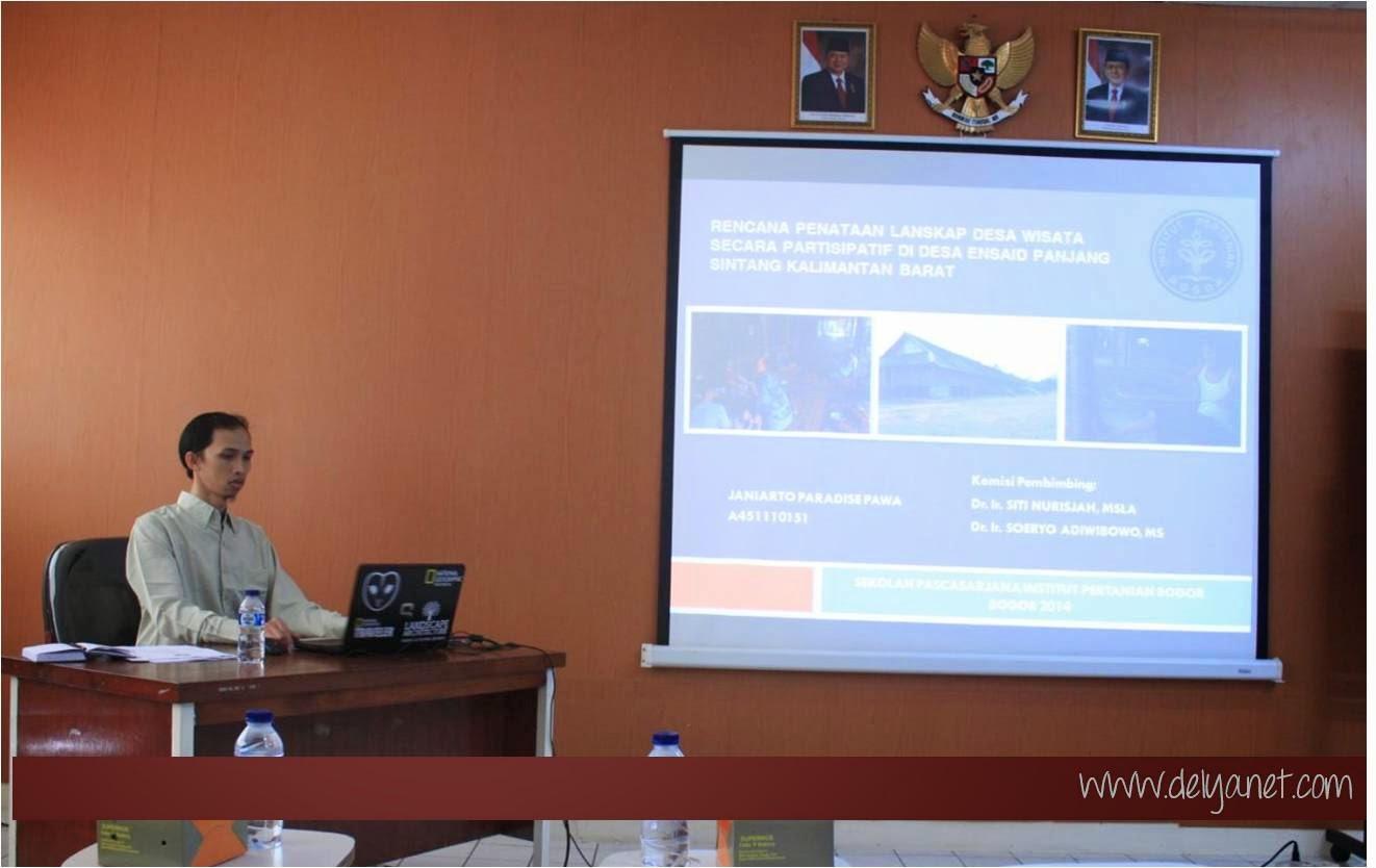 Presentasi Seminar (doc. Delyanet)