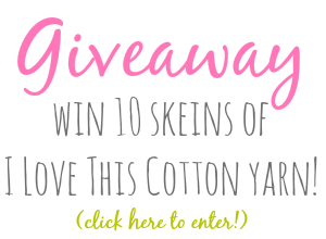 March 2015 giveaway