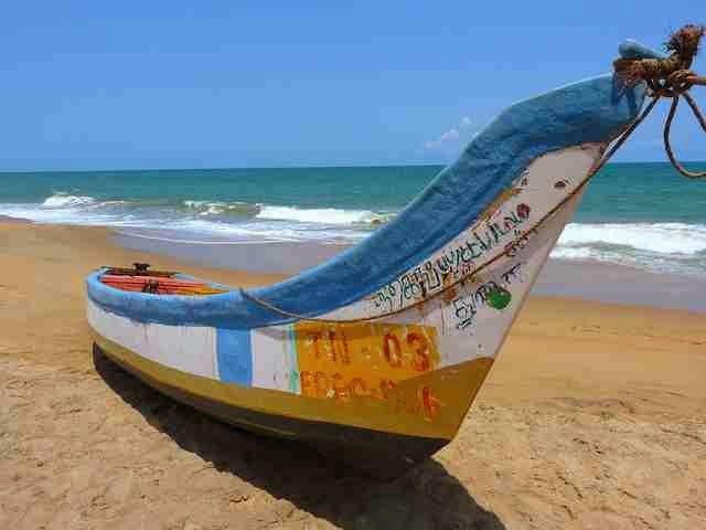 Kokrobayt Beach ghana