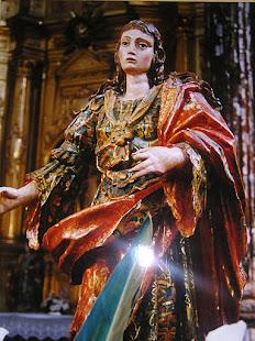 Santa Marina, virgen y mártir