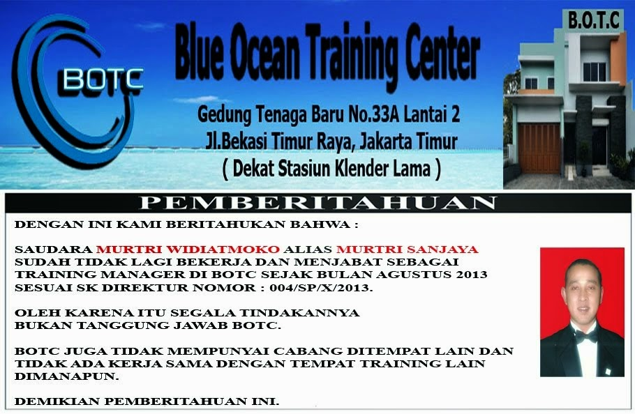 Blue Ocean Training Center