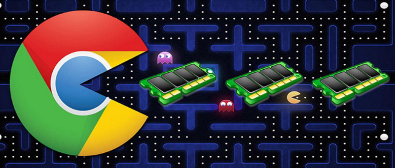 Google Chrome Menghabiskan banyak RAM