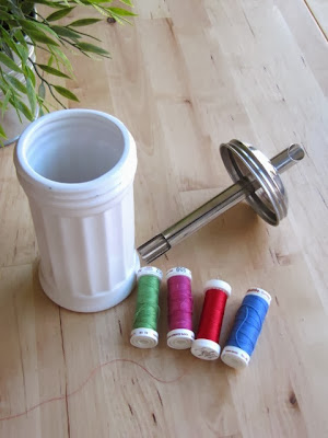 sugar dispenser sewing kit