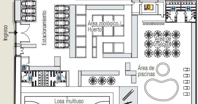 Planos para local campestre planos de casas gratis y for Planos de cocinas para restaurantes