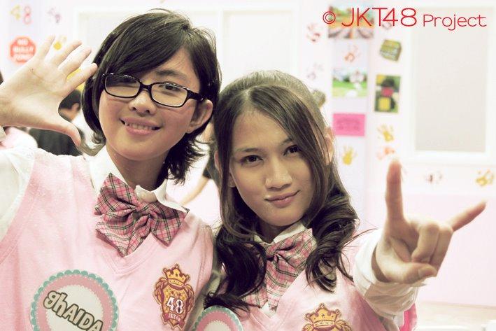 Ghaida JKT48 dan Melody JKT48 [ METAL \m/ ]