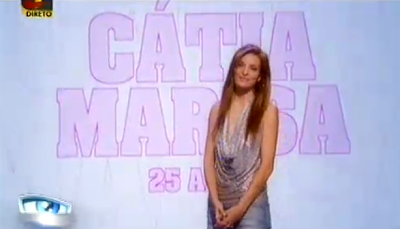 Cátia Marisa foi mãe aos 15 anos