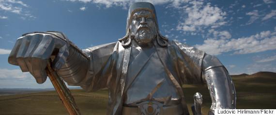 Η γενετική κληρονομιά του Μογγόλου κατακτητή