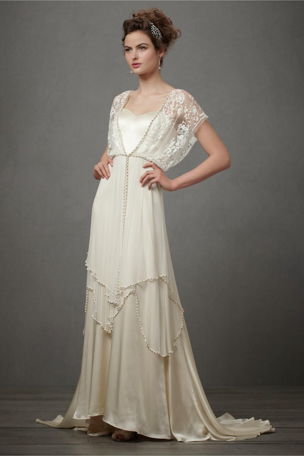 sencillos vestidos de novia colecci n vintage 2014