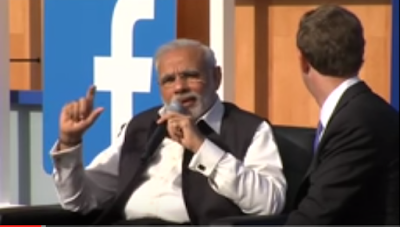 As a video recording of the event shows it got pretty emotional. Mark Zuckenberg shared a little-known anecdote of him following his mentor Steve Jobs' footsteps in visiting India seeking spiritual inspiration.