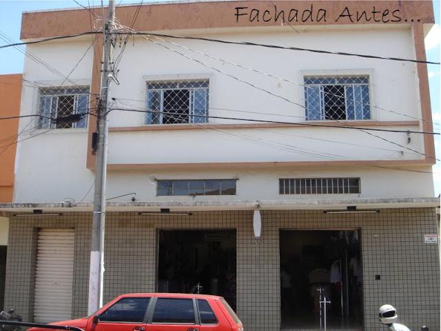 Milene gualberto projeto comercial casa mota for Modernizar fachada casa