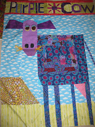 The Coolest Cow Quilt  Pattern in the World