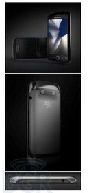 BlackBerry Storm 3 specs, pictures leaked?