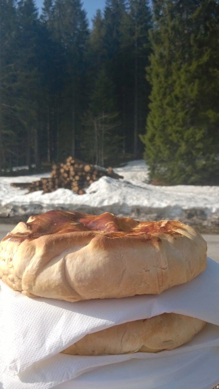 pizza parigina e pizza chiena