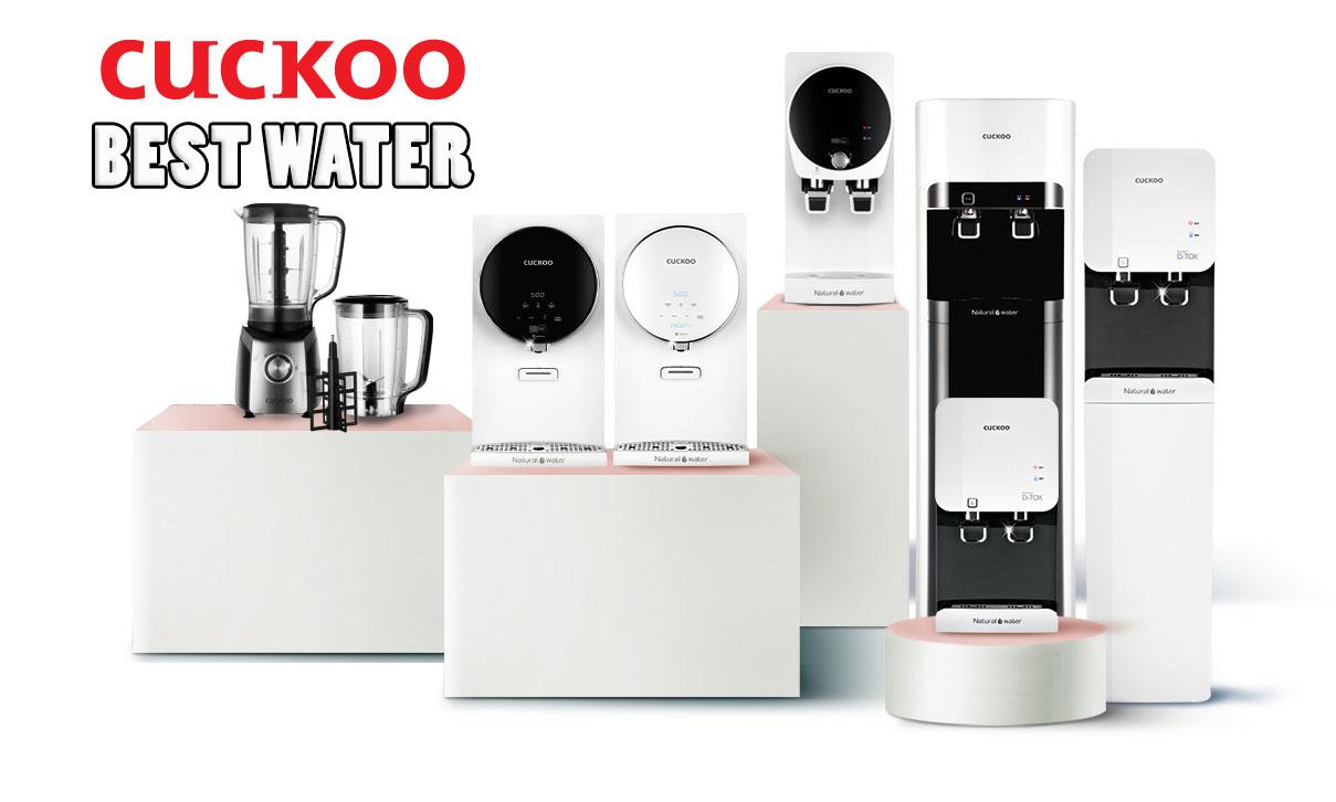 Cuckoo Malaysia Penapis Air Alkali Terbaik